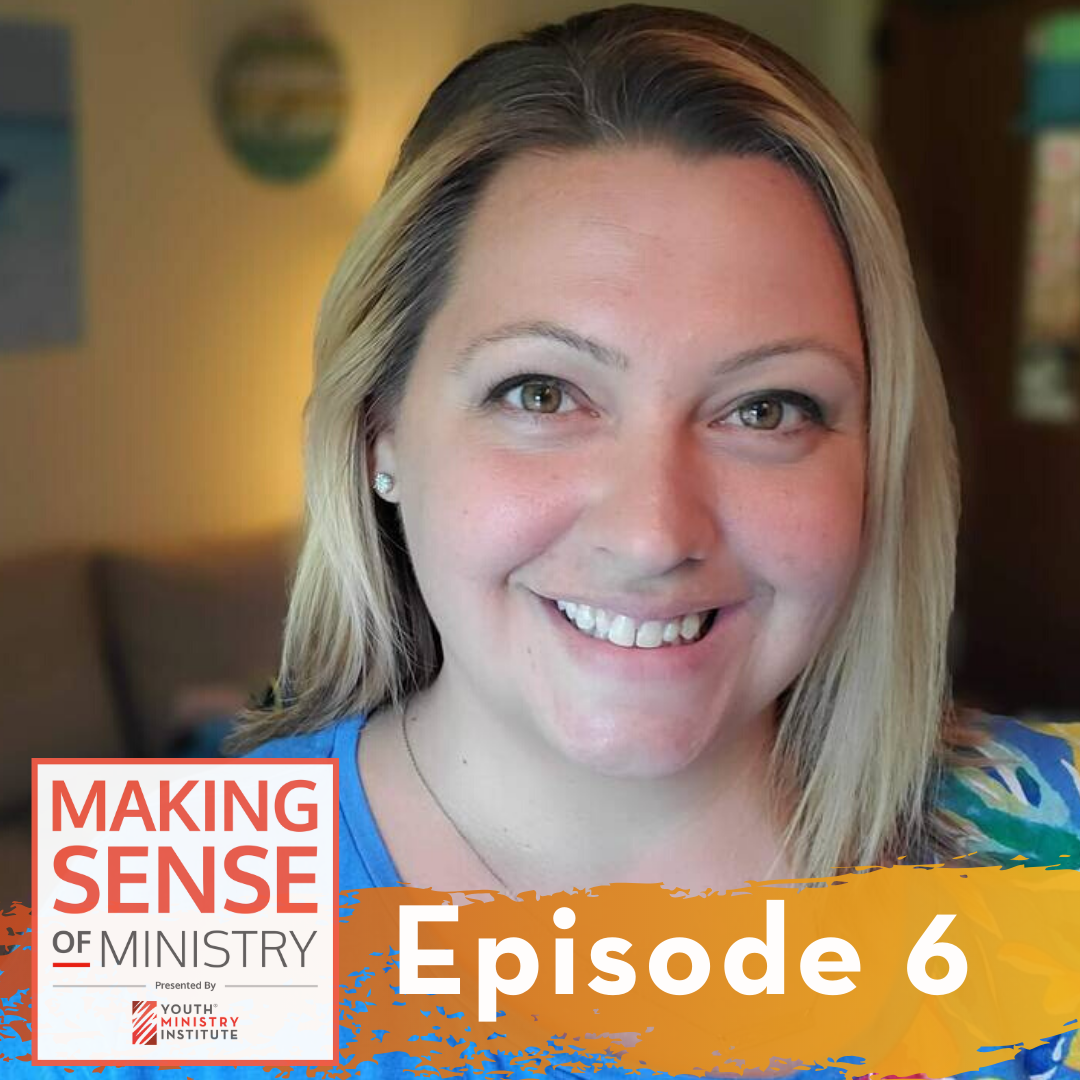 Making Sense of Ministry episode 06 on trauma and grief