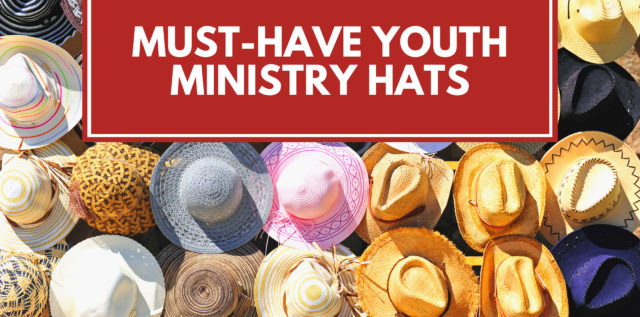 Must Have Youth Ministry Hats