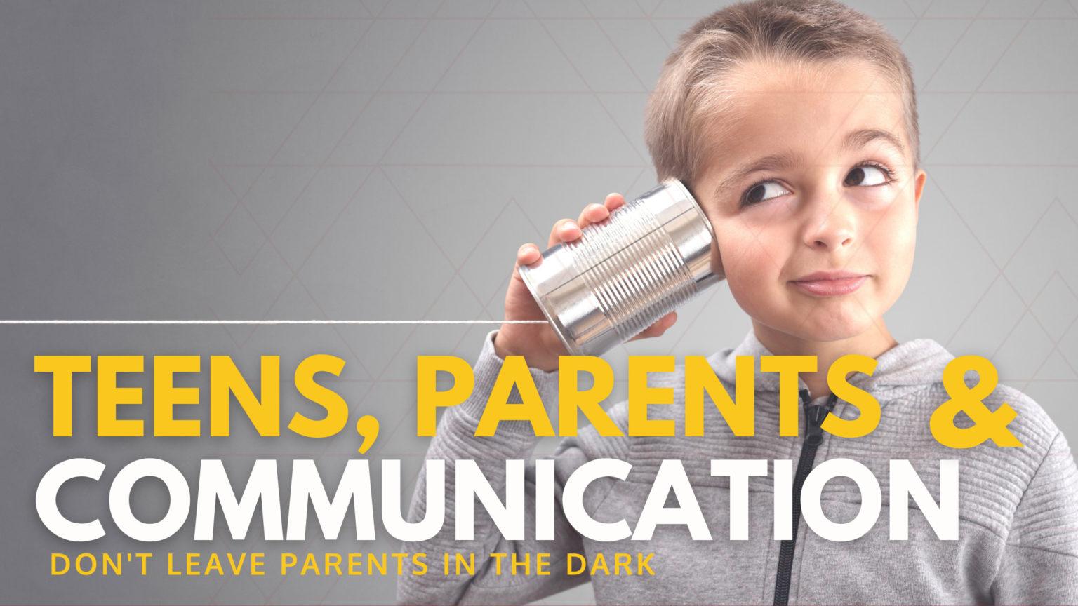 Parent communiction